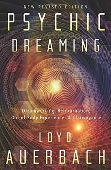 Psychic Dreaming by Loyd Auerbach
