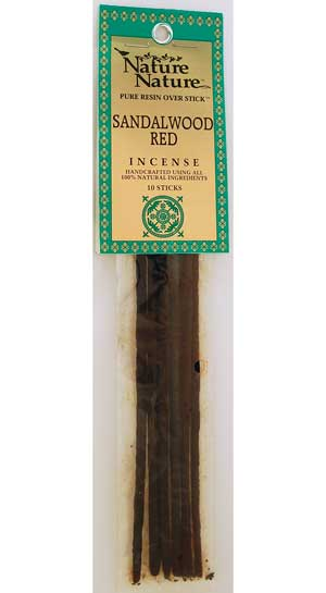 Sandalwood Red stick 10pk