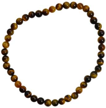 4mm Tiger Eye stretch