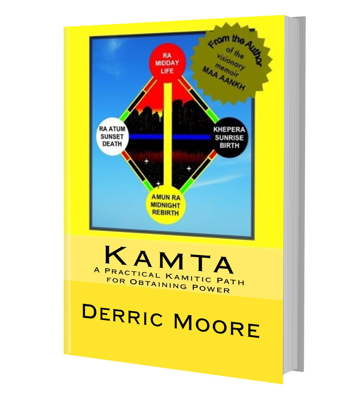 KAMTA: A Practical Kamitic Path for Obtaining Power