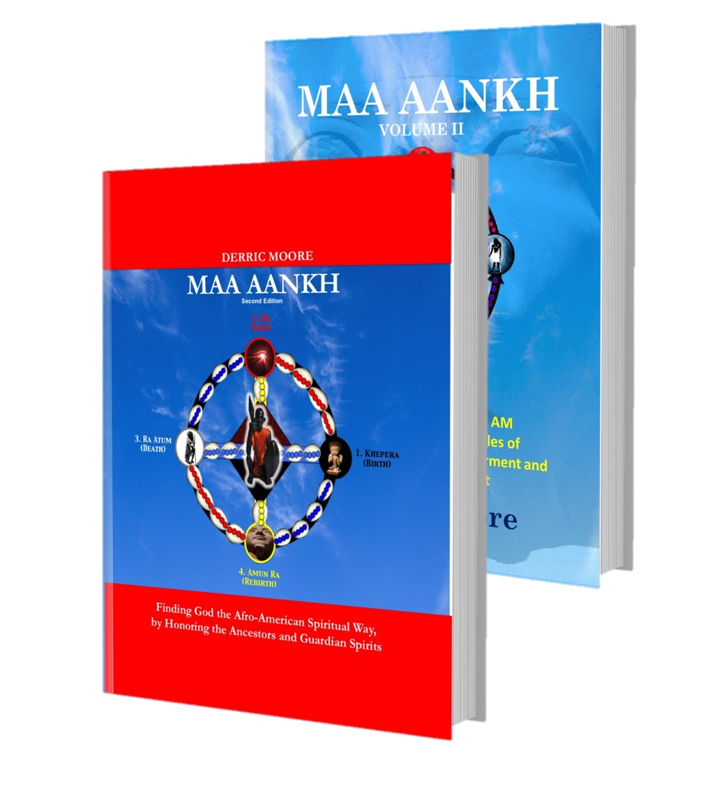MAA ANKH Volume I & II Bundle