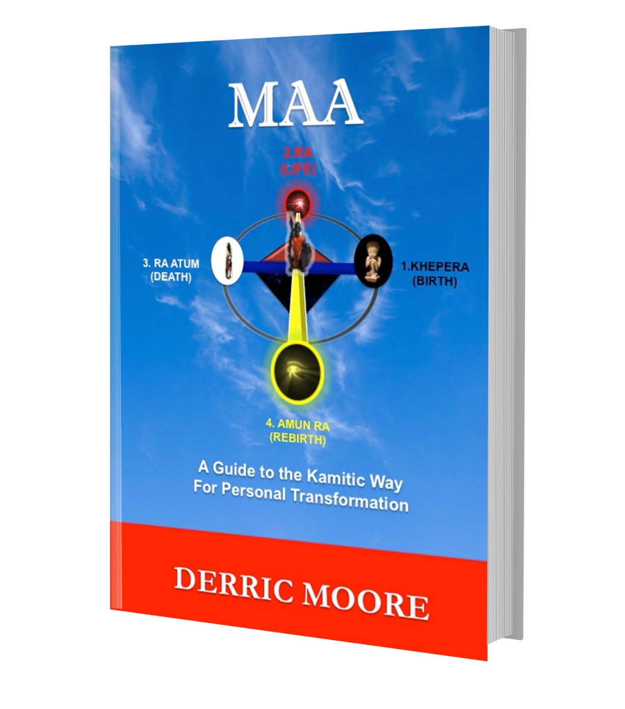 MAA: A Guide to the Kamitic Way for Personal Transformation