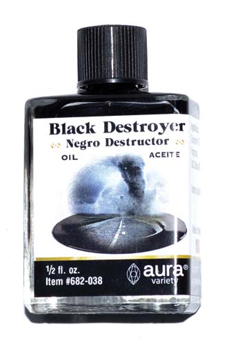 Black Destroyer oil 4 dram