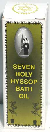 4oz Seven holy Hyssop bath