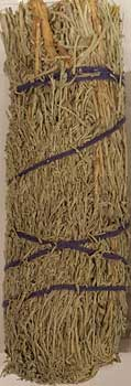 Desert Sage Smudge stick 7""
