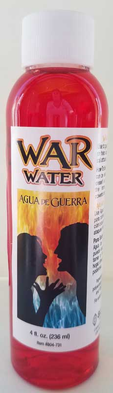 4oz War Water