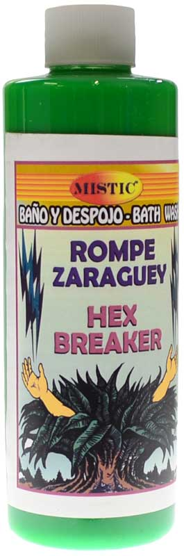 8oz Hex Breaker (Rompe Zaraguey) wash