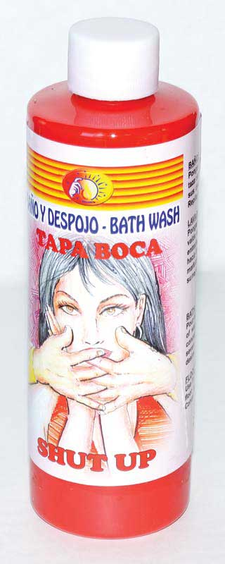 8oz Shut Up (Tapa Boca) Wash